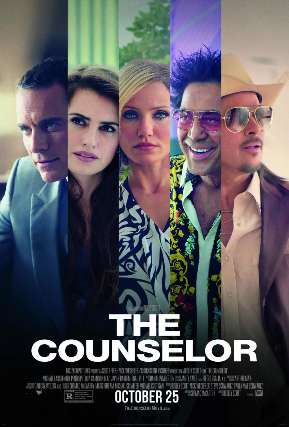 Советникот  The Counselor