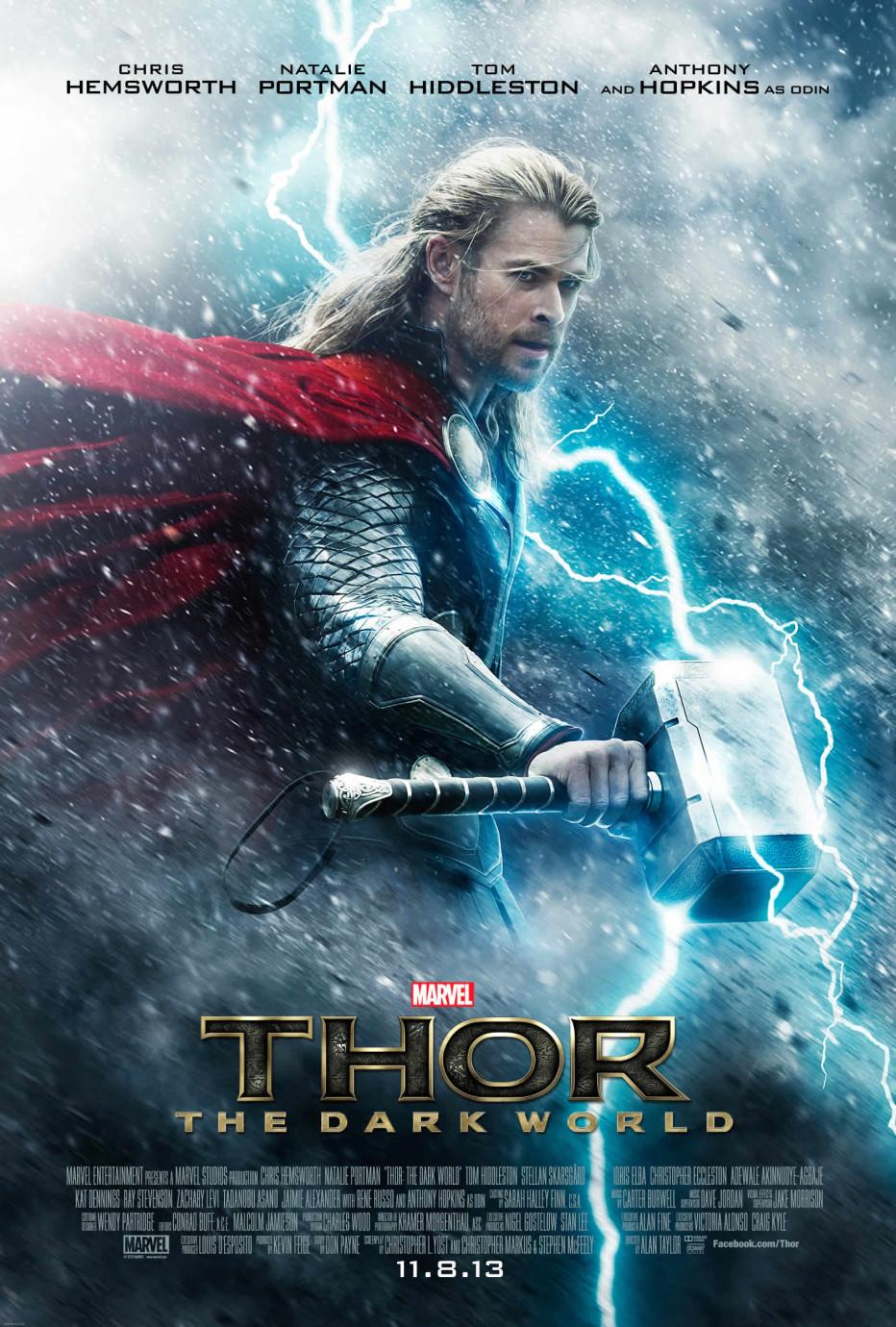 Тор – Мрачниот свет 3D  Thor – The Dark World