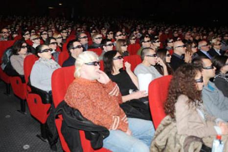 Новото дигитално 3-Д кино во Битола од денес почнува со работа