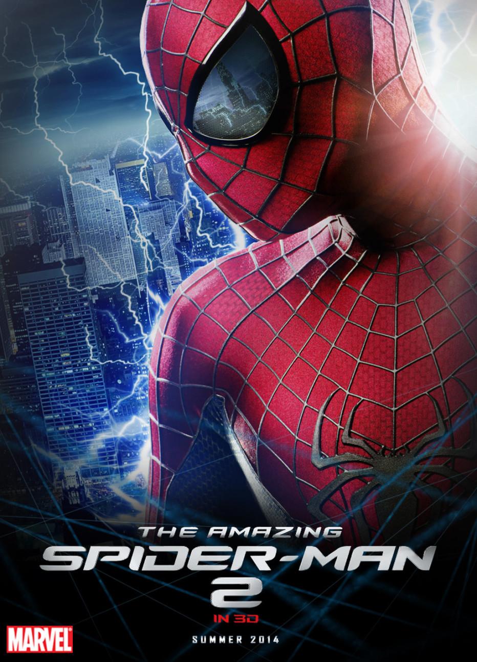 Неверојатниот човек-пајак 2  3D (The Amazing Spiderman 2)