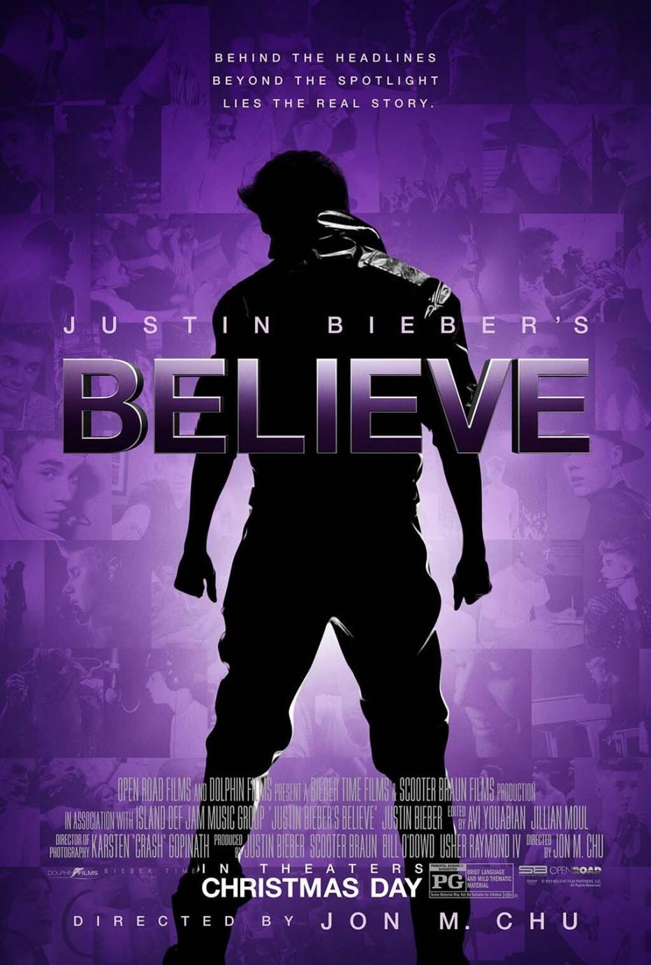 Џастин Бибер  (Justin Bieber's Believe)
