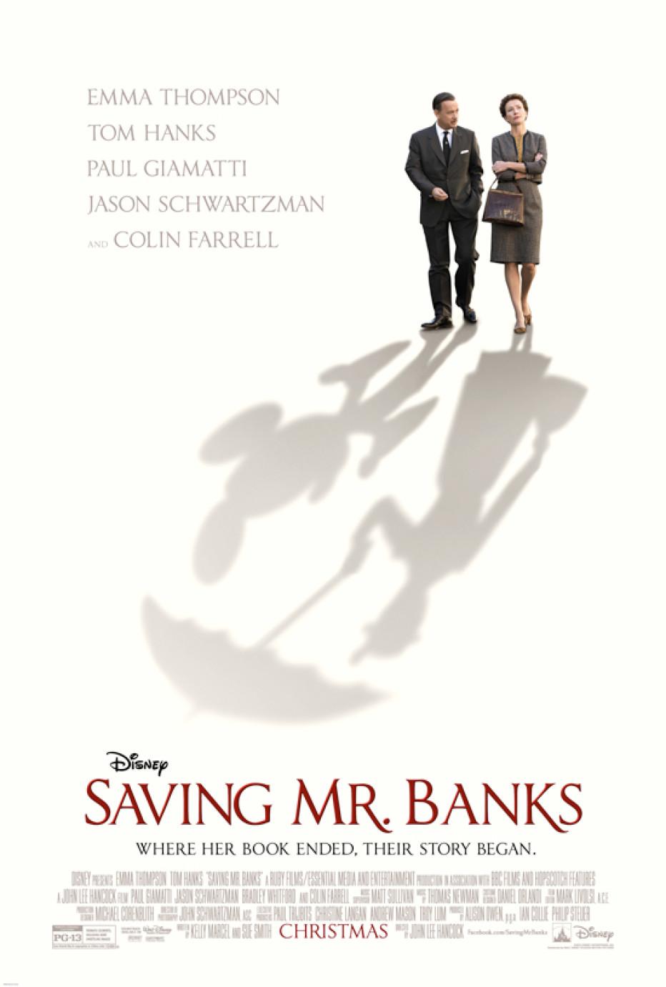 Како е спасен господинот Бенкс  Saving Mr. Banks