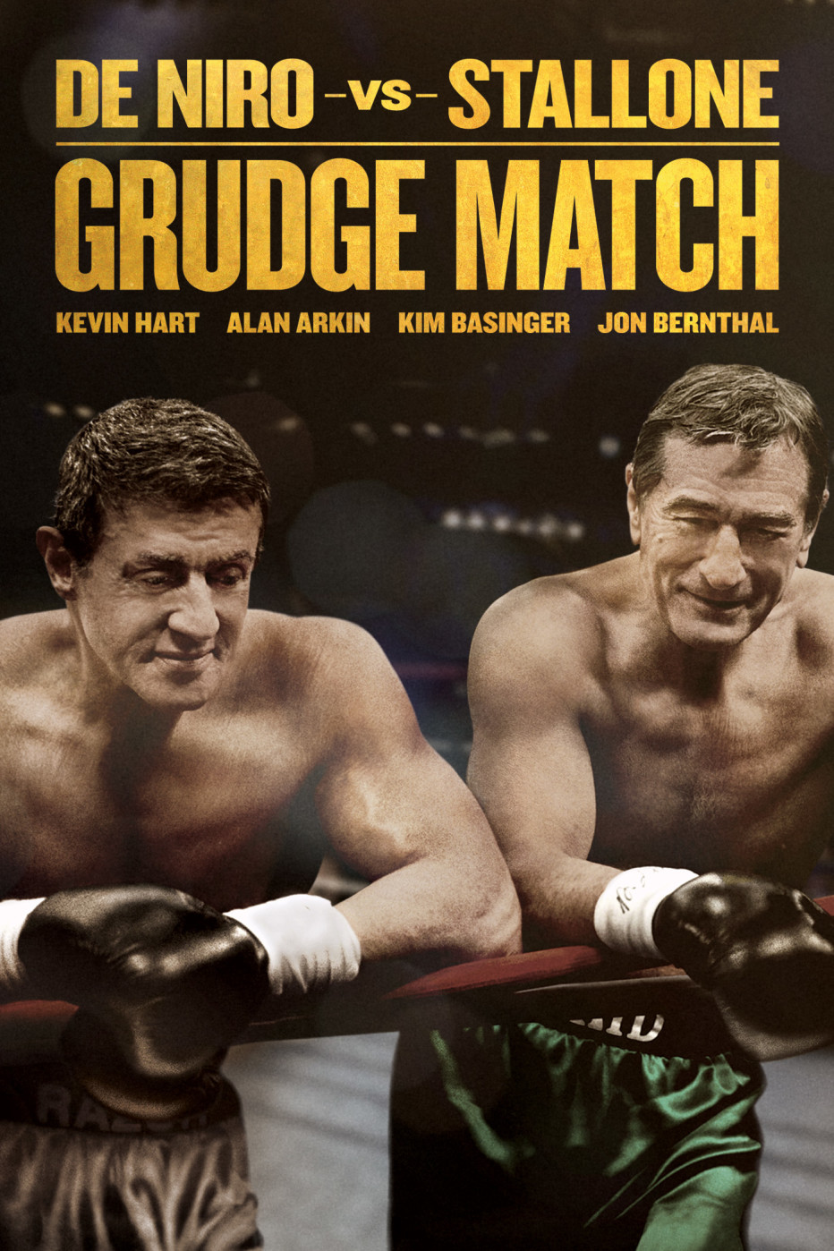 Пресметка на легендите  Grudge Match