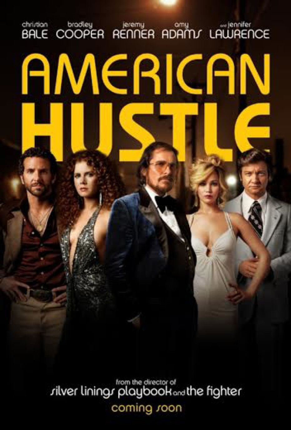 Американски измамници  (American Hustle)