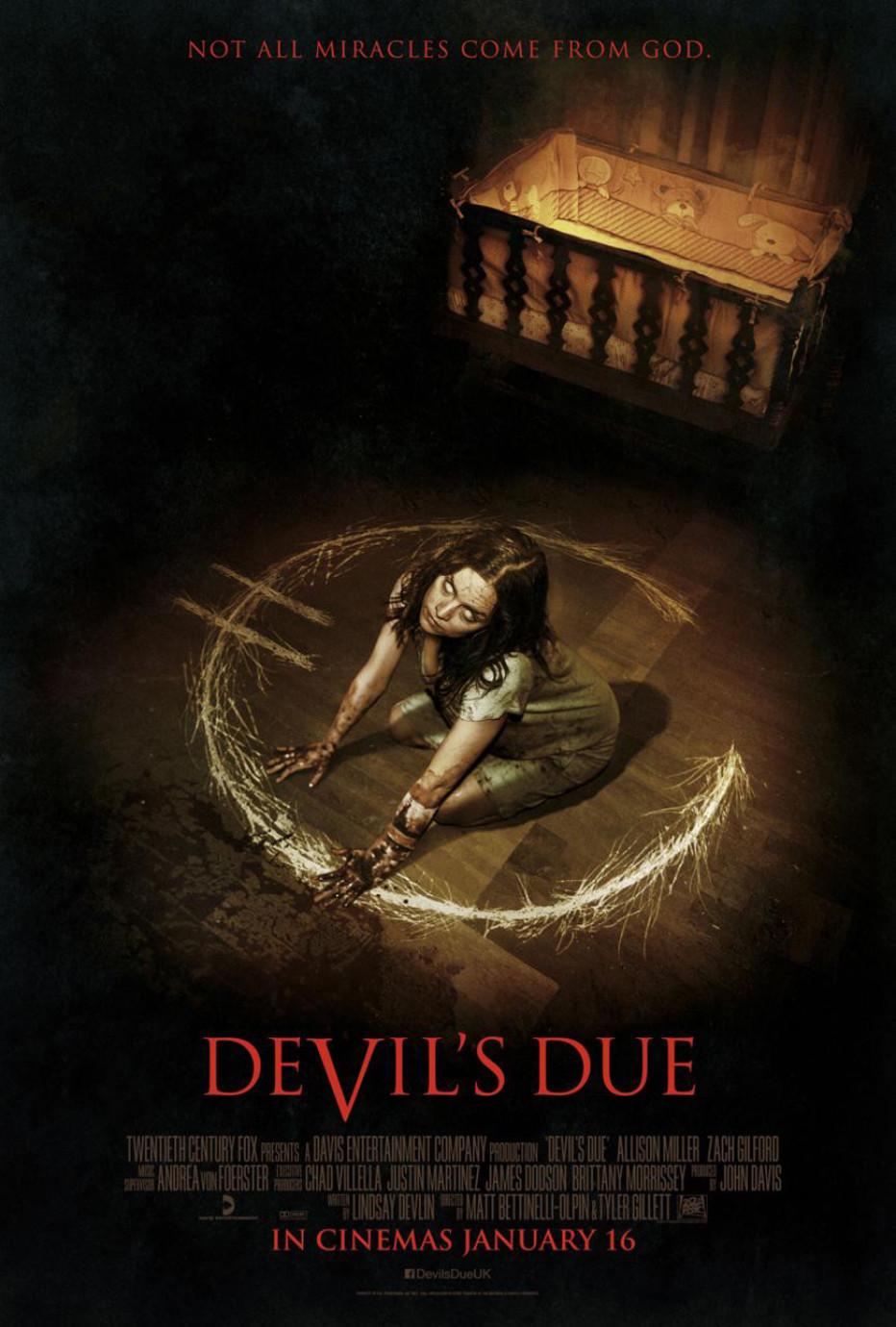 Детето на злото Devil's Due