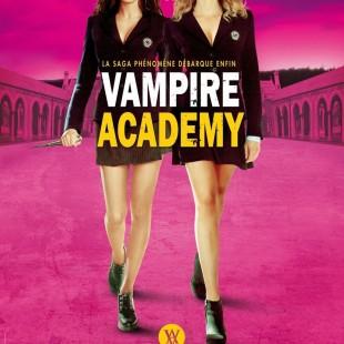 Вампирска академија: сестри по крв  VAMPIRE ACADEMY: BLOOD SISTERS
