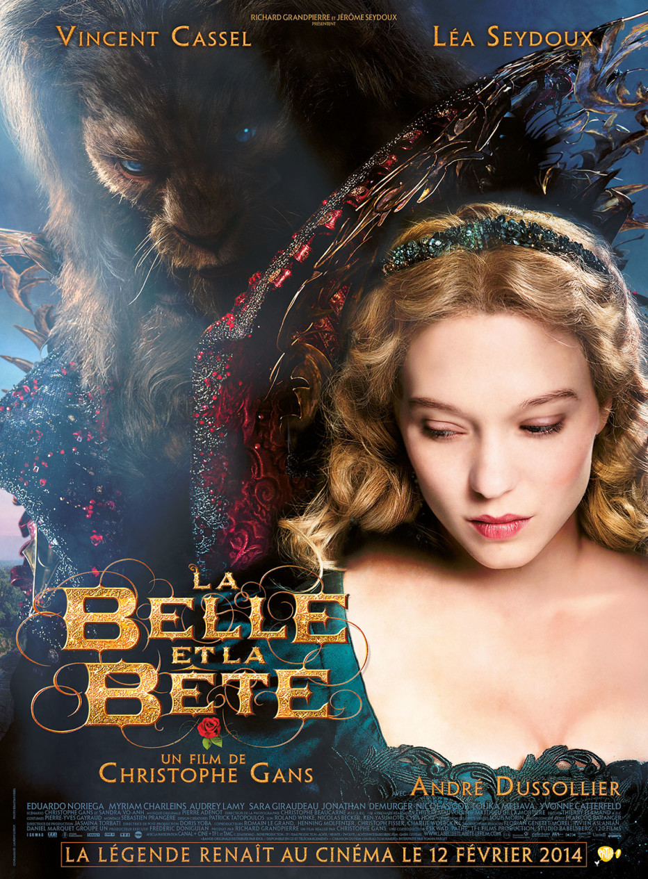 УБАВИЦАТА И ЅВЕРОТ La belle & la bête