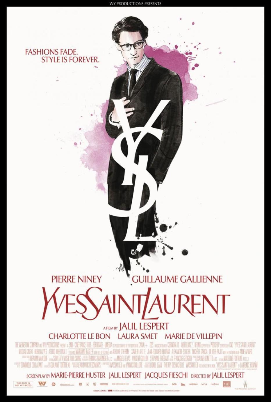 ИВ СЕН ЛОРЕН  Yves Saint Laurent
