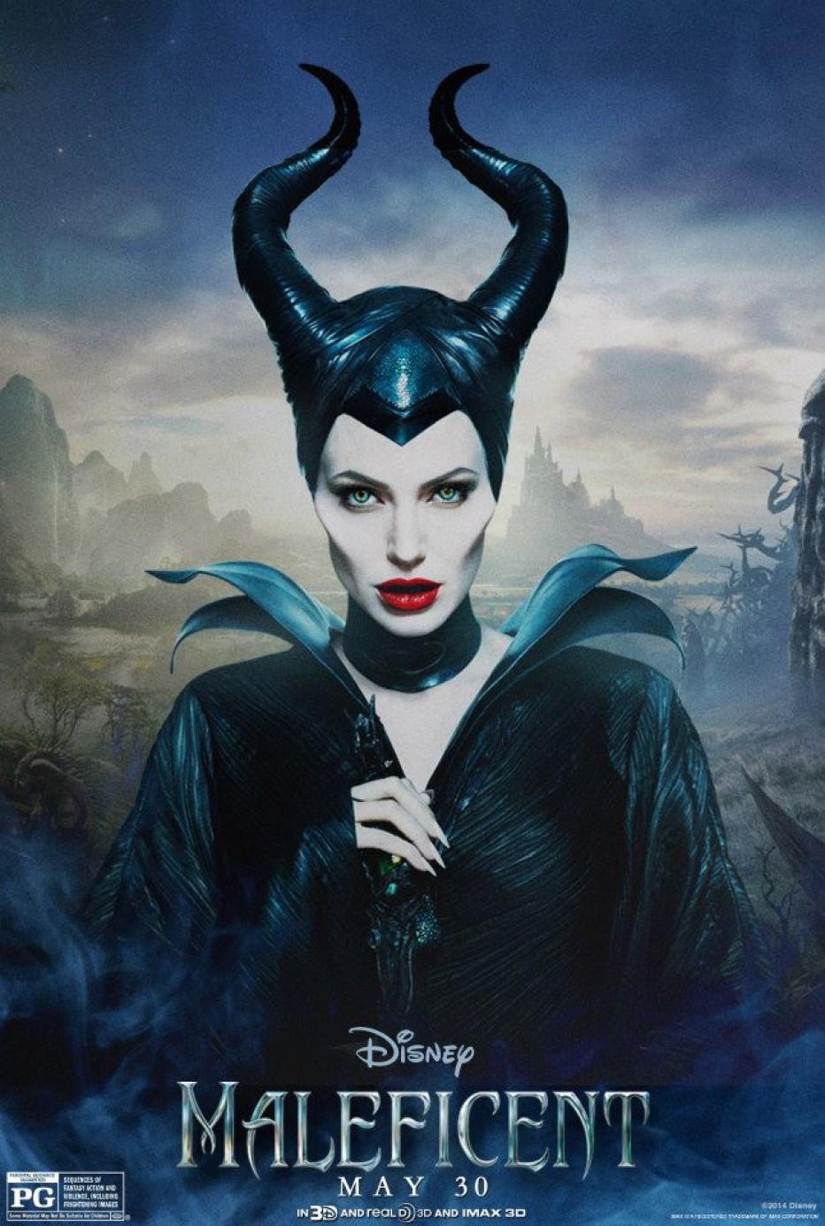 ГОСПОДАРКА НА ЗЛОТО (3D)  Maleficent(3D)