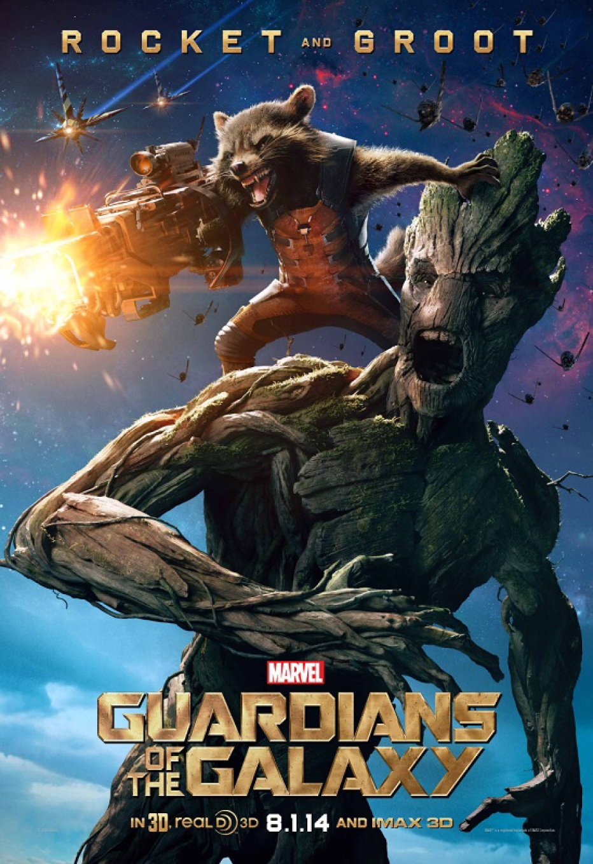 ЧУВАРИ НА ГАЛАКСИЈАТА (3D)  Guardians of the Galaxy(3D)
