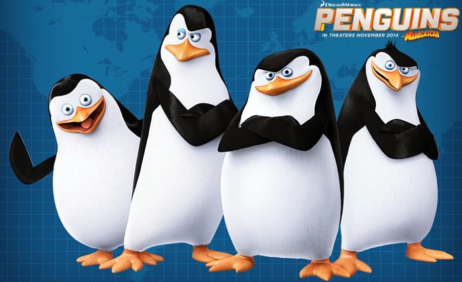 Пингвините од Мадагаскар 3D