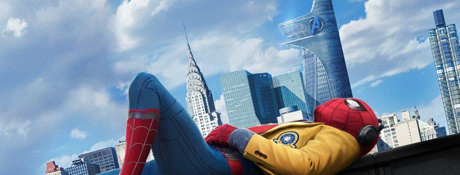 Човек-пајак: Враќање дома