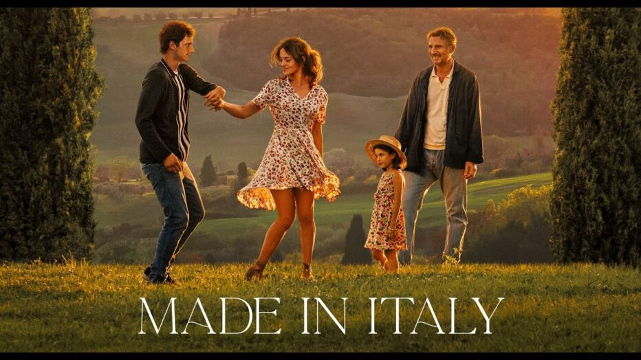Сеќавања од Италија